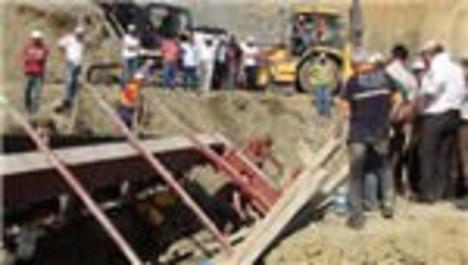 Edirne Valisi Şahin, baraj inşaatındaki göçük için ne dedi?
