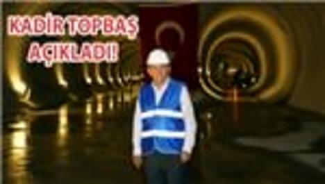 Üsküdar-Ümraniye-Çekmeköy metrosunda son durum!