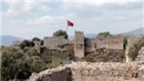 Beçin Kalesi UNESCO listesine girmeye hazırlanıyor