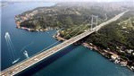FSM Köprüsü'nde kaza meydana geldi!