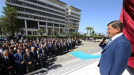 Başbakanlık İzmir Ofisi törenle açıldı!