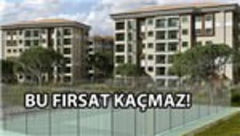 Anadolum İdol'de daire fiyatları 119 bin liradan başlıyor!