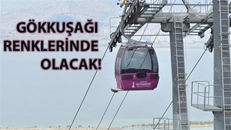 İzmir'e müjde! Balçova Teleferiği, hizmete açılıyor