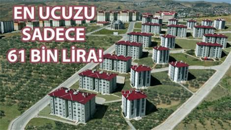 Yozgat'ta alt gelir grubu için bu konutlar kaçmaz!