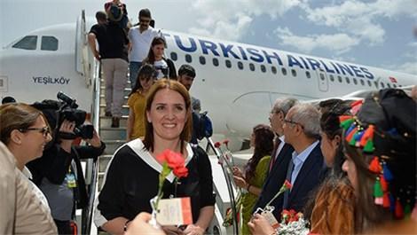 Yüksekova Havalimanı'nda seferler başladı!