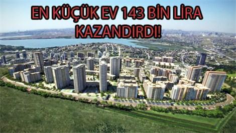 Tema İstanbul projesinde rekor prim!