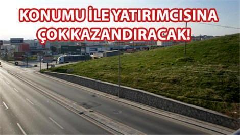 Ankara'da 15.3 milyon liraya satılık arsa…