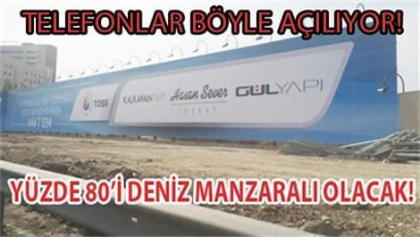 TOBB Zeytinburnu projesinin adı Yedi Mavi!