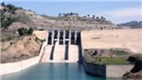 Kahramanmaraş'ta barajların doluluk oranı yüzde yüzü gördü!