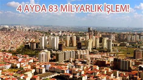 İstanbul, tapuda rekor kırıyor!