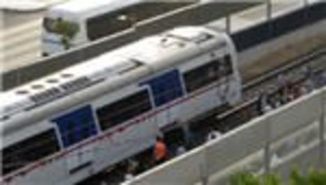 Aliğa-Cumaovası tren hattında kaza! Seferler durdu