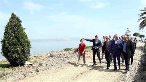 """Vatandaş Dereköy sahilinde huzur bulacak"""