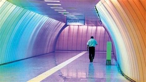 Levent – Hisarüstü arasındaki metro