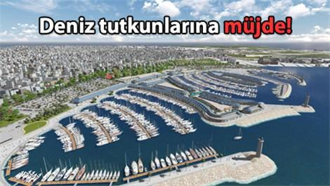 Tuzla Viaport Marina açıldı!