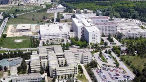 Uludağ Üniversitesi'nde küçük bir şehir yükseliyor!