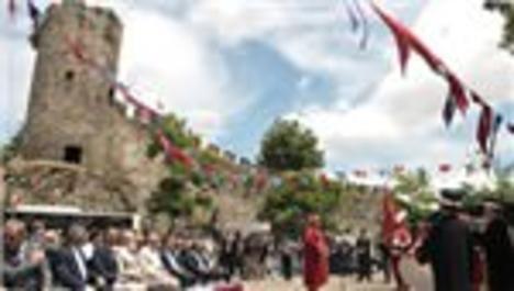 Anadoluhisarı'ndaki tarihi namazgâh ibadete açıldı
