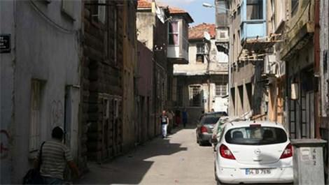 Basmane'deki evler