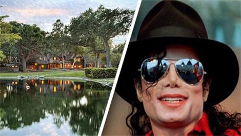 Michael Jackson'ın çiftliği 100 milyon dolara satışta