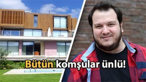 Şahan Gökbakar, Çubuklu Vadi'den ev aldı!