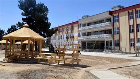 TİKA Afganistan'da okul yaptırıyor