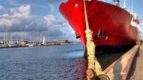 İzmir Aliağa'da 1.5 milyon liraya satılık gemi!