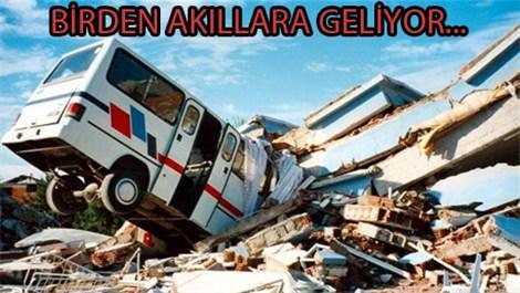 Bir günde 120 deprem oldu!