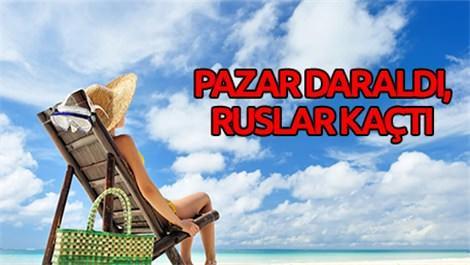 Antalya'ya Rus turist şoku