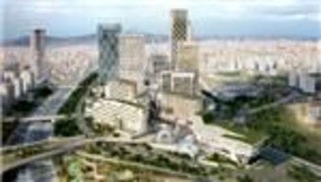 İstanbul Finans Merkezi'ndeki projesinin yapı ruhsatını aldı!