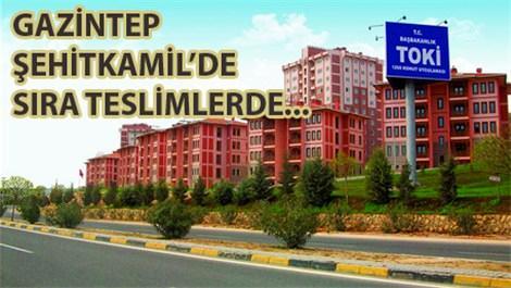 Gaziantep'te 1.154 konut için imzalar atılıyor!