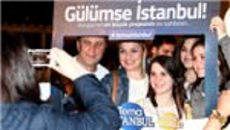 Tema İstanbul'un kokteyline 5.000 kişi katıldı!