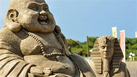 Uluslararası Antalya Kum Heykel Festivali