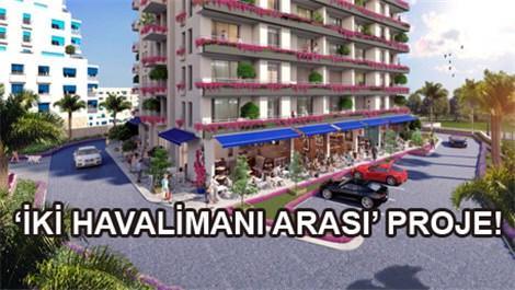 Karşıyaka Rezidans, konumu ile yatırımcıyı cezbetti!