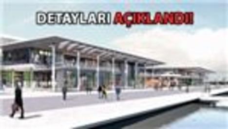 İşte Ataköy sahili dolduran Dati Yatırım'ın yat projesi!