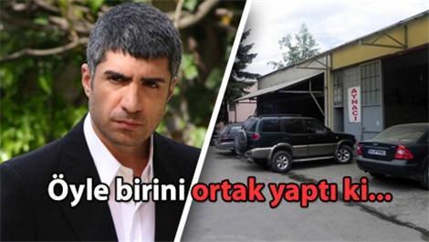 Özcan Deniz, Maslak Oto Sanayi'de dükkan açtı!