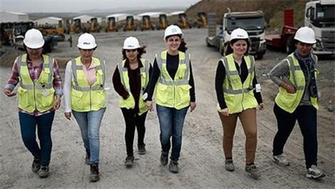 Üçüncü havalimanı kadın mühendisler