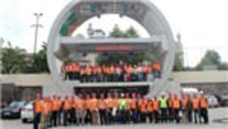 17. Avrupa Hazır Beton Birliği Kongresi bitti