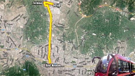 Bursa'da T2 tramvayının ihalesi yapıldı!