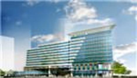 Park Dedeman Hotel için yapı kullanım izni aldı!