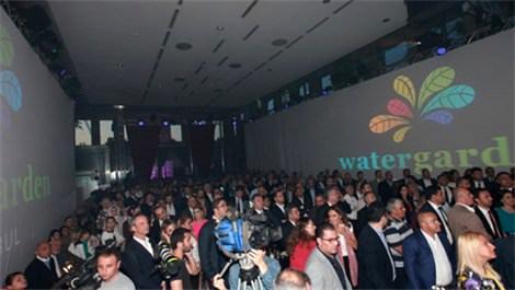Watergarden İstanbul, görkemli bir açılışla görücüye çıktı!