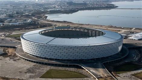 Bakü'deki Avrupa Oyunları'na Tekfen İnşaat imzası!