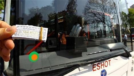 Toplu ulaşımda kağıt bilet dönemi başladı!