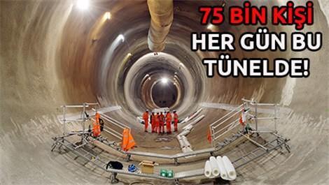 İşte 44 milyar TL'lik Crossrail mucizesi