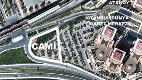 Dünya Ticaret Merkezi'nin otoparkına cami yapılacak