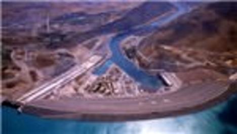 Harran'a 3 milyar litrelik can suyu