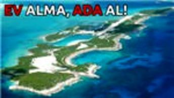 900 dönümlük ada 381 milyon TL'ye satılık!