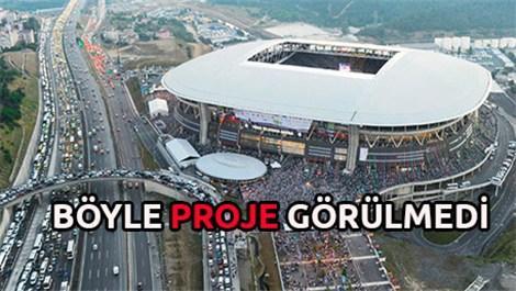 Vadi İstanbul ile TT Arena fünikülerle bağlanacak