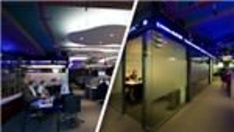 Doğuş Otomotiv'in sosyalleştiren ofisi dikkat çekiyor!