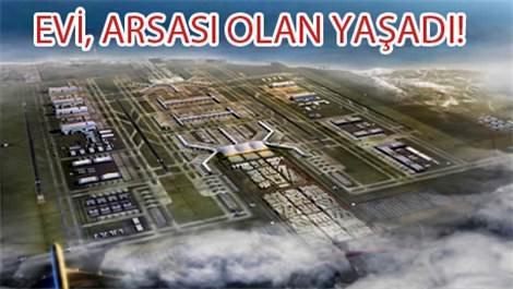 3. Havalimanı, İstanbul'da hangi bölgeleri uçurdu?