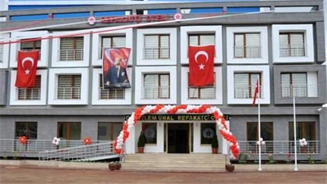 Türkiye'nin en büyük refakatçi oteli
