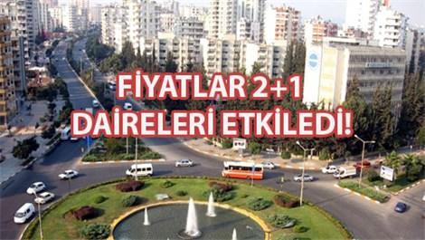 Konut fiyatları Adana'da uçuşa geçti!